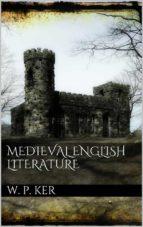 Medieval English Literature  (ebook)