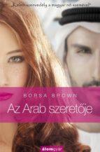 Az Arab szeretője (ebook)