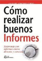 CÓMO REALIZAR BUENOS INFORMES (ebook)