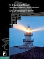 El discurso oral formal (ebook)