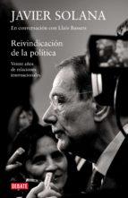 Reivindicación de la política (ebook)