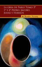 La obra de Pablo (Tomo 3º) Y 1ª y 2ª Pedro y Jacobo, Judas y Hebreos (ebook)