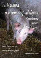 La matanza en la sierra de Guadalajara: Hiendelaencina, Bustares y Robledo de Corpes (ebook)