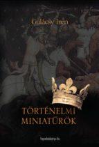 Történelmi miniatűrök (ebook)