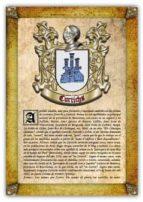 Apellido Curtichs / Origen, Historia y Heráldica de los linajes y apellidos españoles e hispanoamericanos