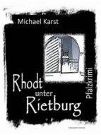 Rhodt unter Rietburg (ebook)