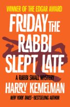 Friday the Rabbi Slept Late (ebook)