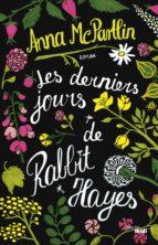 Les Derniers jours de Rabbit Hayes (ebook)