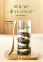 Le Petit Livre de - Verrines ultra-simples (ebook)