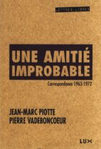Une amitié improbable (ebook)