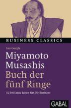 """Miyamoto Musashis """"Buch der fünf Ringe"""" (ebook)"""