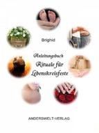Anleitungsbuch Rituale für Lebenskreisfeste (ebook)