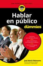 Hablar en público para Dummies (ebook)
