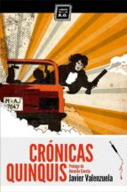 Crónicas quinquis (ebook)