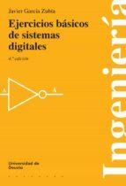 Ejercicios básicos de sistemas digitales (ebook)