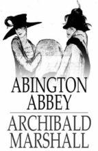 Abington Abbey (ebook)