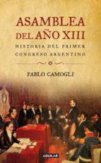 Asamblea del año XIII. Historia del primer congreso argentino (ebook)