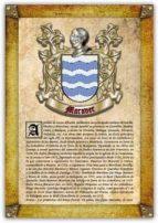 Apellido Maraver / Origen, Historia y Heráldica de los linajes y apellidos españoles e hispanoamericanos