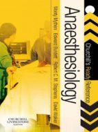 Anaesthesiology (ebook)