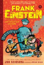 Frank Einstein and the Antimatter Motor (ebook)