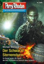 Perry Rhodan 2886: Der Schwarze Sternensturm (Heftroman) (ebook)