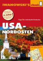 USA-Nordosten - Reiseführer von Iwanowski (ebook)