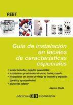 Guía de instalación en locales de características especiales (ebook)