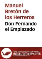 Don Fernando el Emplazado (ebook)