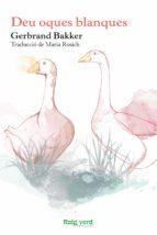 Deu oques blanques (ebook)