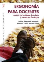 Ergonomía para docentes (ebook)
