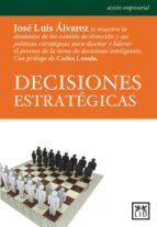 Decisiones estratégicas (ebook)