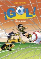¡Al ataque! (Serie ¡Gol! 39) (ebook)