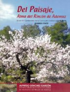 DEL PAISAJE, ALMA DEL RINCÓN DE ADEMUZ (II) (ebook)