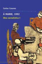 Á marxe, 1992. Obra xornalística I (ebook)