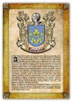 Apellido Cantalejos / Origen, Historia y Heráldica de los linajes y apellidos españoles e hispanoamericanos