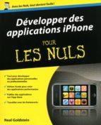 Développer des applications iPhone Pour les Nuls (ebook)