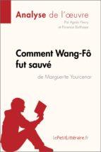 Comment Wang-Fô fut sauvé de Marguerite Yourcenar (Fiche de lecture) (ebook)
