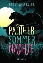 Panthersommernächte (ebook)