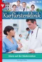 Kurfürstenklinik 18 - Arztroman
