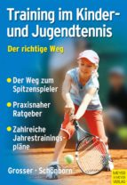 Training im Kinder- und Jugendtennis (ebook)