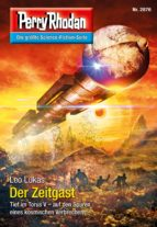 Perry Rhodan 2876 (Heftroman): Der Zeitgast (ebook)