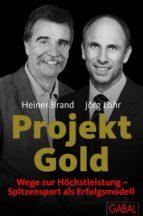 Projekt Gold (ebook)