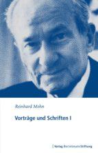 Vorträge und Schriften I (ebook)