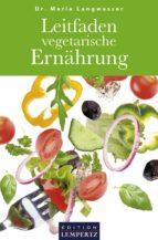 Leitfaden vegetarische Ernährung (ebook)
