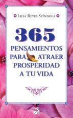 365 pensamientos para atraer prosperidad a tu vida (ebook)