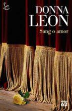 Sang o amor (ebook)