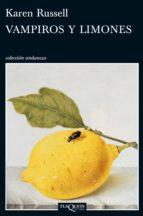 Vampiros y limones (ebook)