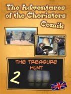 The adventures of the choristers Comik - The treasure hunt (ebook)