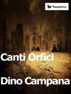 Canti Orfici (ebook)