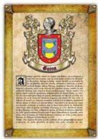 Apellido Gaona / Origen, Historia y Heráldica de los linajes y apellidos españoles e hispanoamericanos